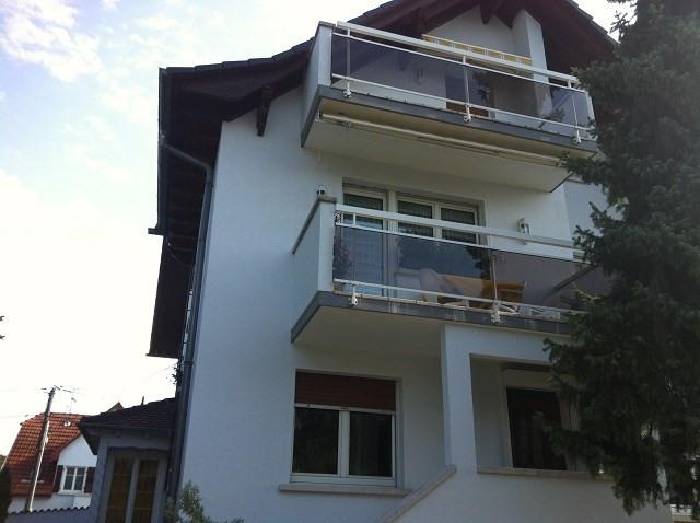 Location appartement Strasbourg 980€ CC - Photo 1