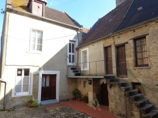 Vente maison / villa Carentan 59 500€ - Photo 1