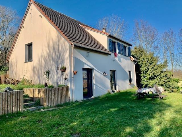 Sale house / villa Sannois 470000€ - Picture 1