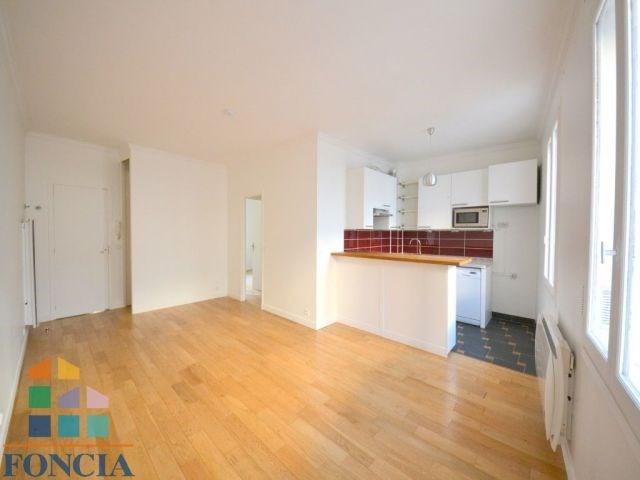 Sale apartment Suresnes 280000€ - Picture 1