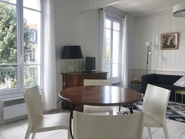 Rental apartment St maurice 1 000€ CC - Picture 2