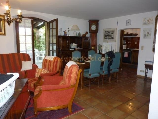 Lijfrente  huis Tourtour 95000€ - Foto 5
