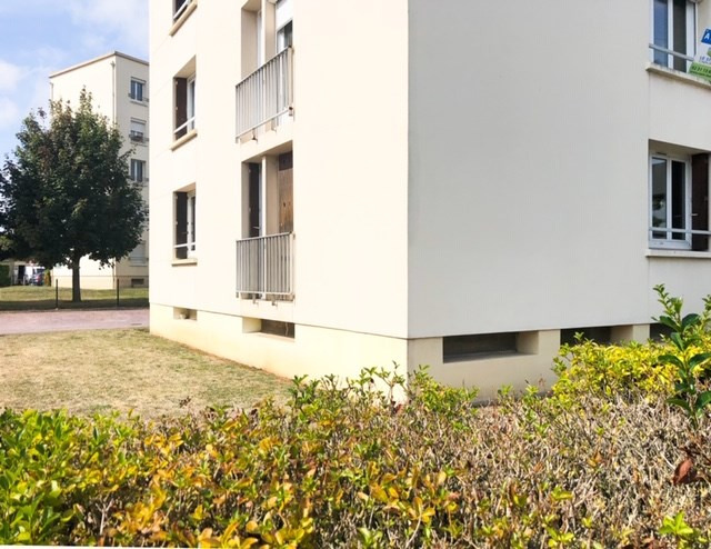 Sale apartment Caen 73 000€ - Picture 1