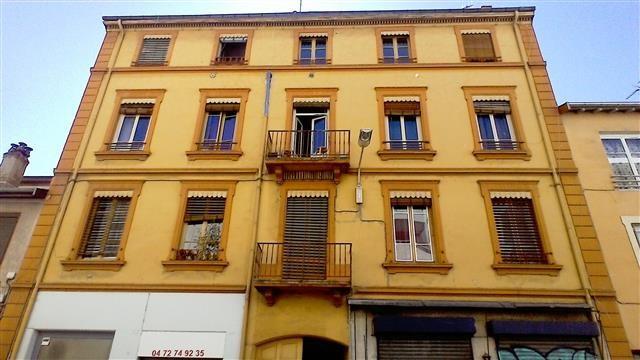 Location appartement Lyon 6ème 517€ CC - Photo 1
