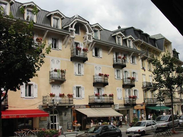 Affitto appartamento Saint gervais les bains 490€ CC - Fotografia 3
