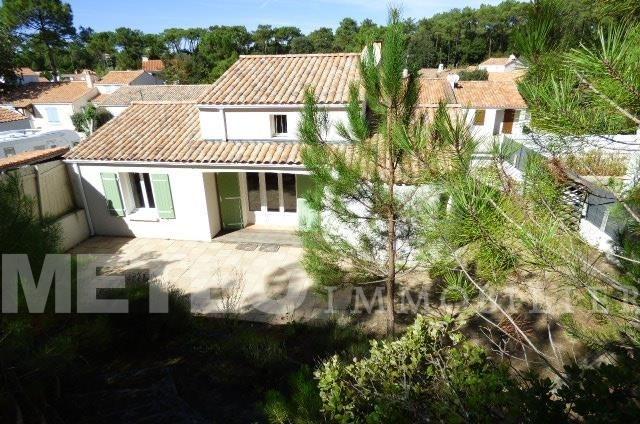 Sale house / villa La tranche sur mer 274000€ - Picture 1
