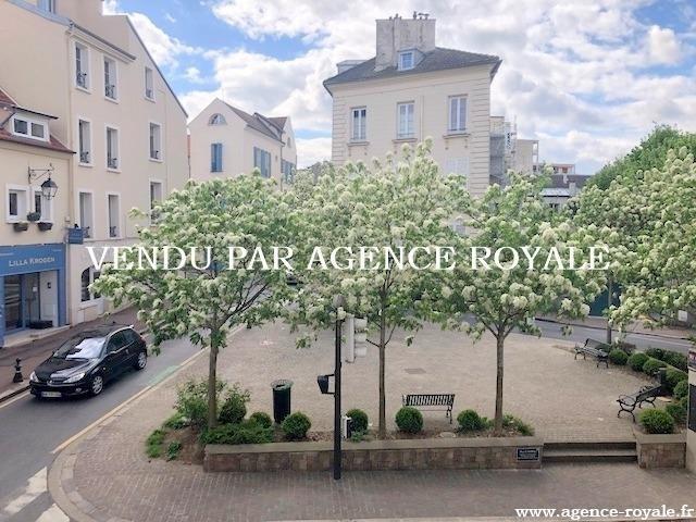 Sale apartment St germain en laye 280000€ - Picture 1