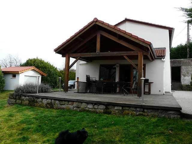 Vente maison / villa Roche-la-moliere 410000€ - Photo 2