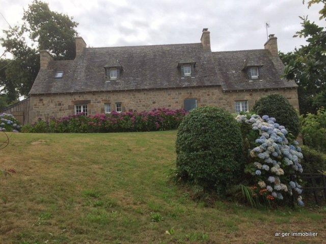 Sale house / villa Plougasnou 370000€ - Picture 1