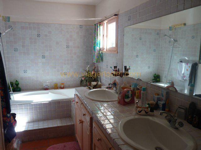 Vendita nell' vitalizio di vita casa Mimet 110000€ - Fotografia 12