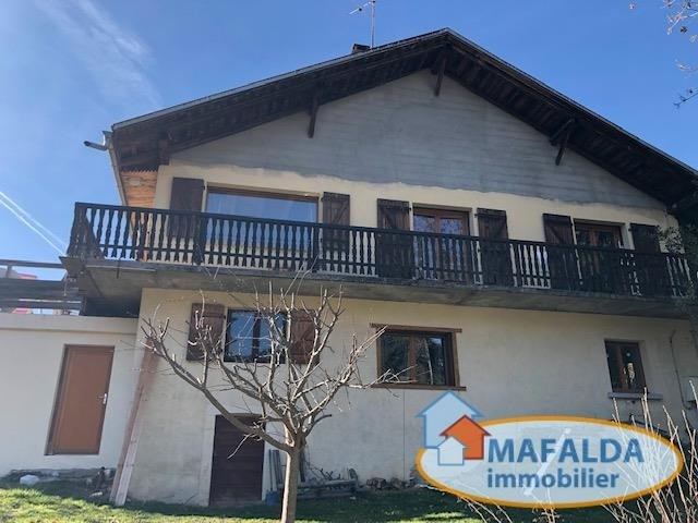 Sale house / villa Mont saxonnex 434 000€ - Picture 2
