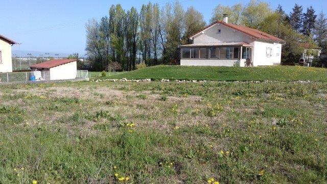 Revenda terreno Saint-bonnet-les-oules 157000€ - Fotografia 2