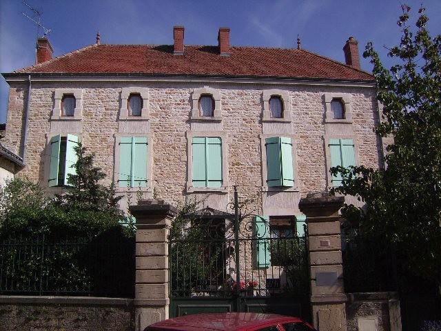 Vente maison / villa Cuisery 189000€ - Photo 1
