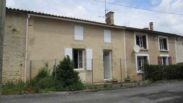 Vente maison / villa Loulay 48750€ - Photo 1