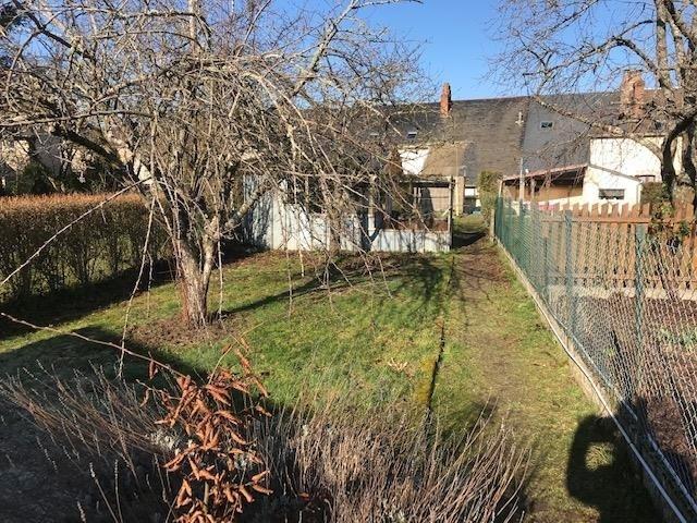 Sale house / villa Aubigny sur nere 35000€ - Picture 1