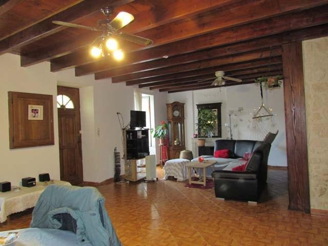 Vente maison / villa Poursay-garnaud 75000€ - Photo 2