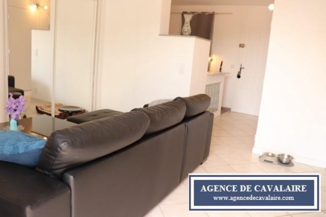 Sale apartment Cavalaire sur mer 144 000€ - Picture 4