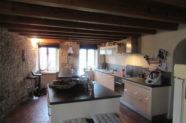 Vente maison / villa Saint-sulpice-d'arnoult 212000€ - Photo 4