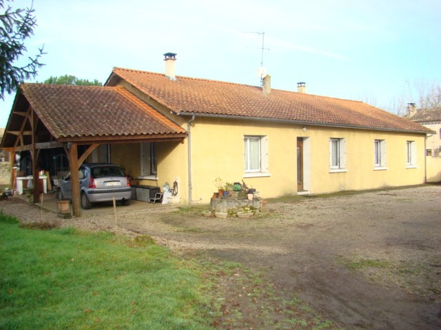 Maison Montpon-Ménestérol 5 pièce (s) 119 m²