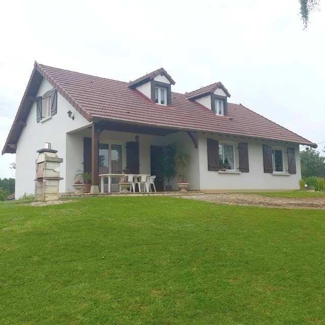 Vente maison / villa Cuisery 4 minutes 165000€ - Photo 2