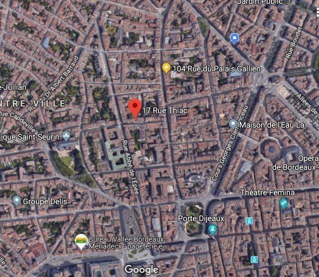 Rental parking spaces Bordeaux 130€ CC - Picture 2