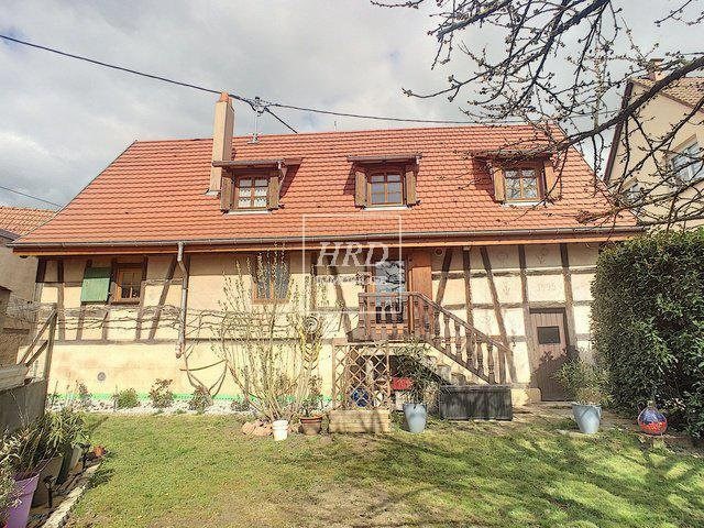 Sale house / villa Dettwiller 192600€ - Picture 1