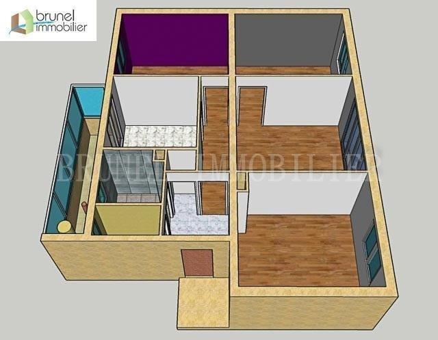 Vente appartement Bobigny 144000€ - Photo 1