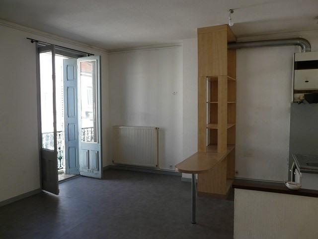 Vente appartement Chambon-feugerolles (le) 34000€ - Photo 1