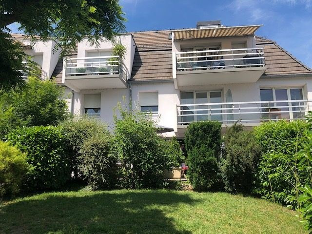 Sale apartment Strasbourg, robertsau 140 400€ - Picture 3