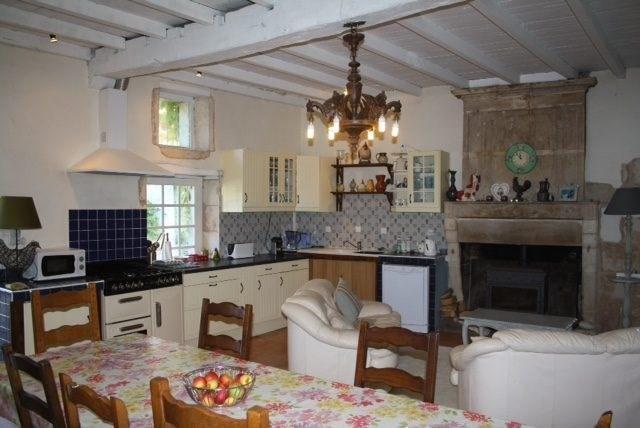 Vente de prestige maison / villa Saint-fort-sur-gironde 599000€ - Photo 18