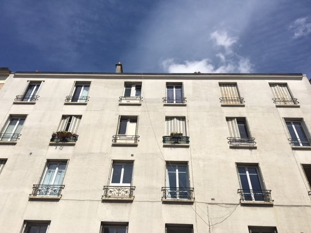 Rental apartment Asnieres 1021€ CC - Picture 1