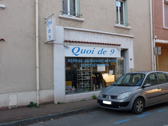 Commercial property sale shop Montrond-les-bains 66 000€ - Picture 1