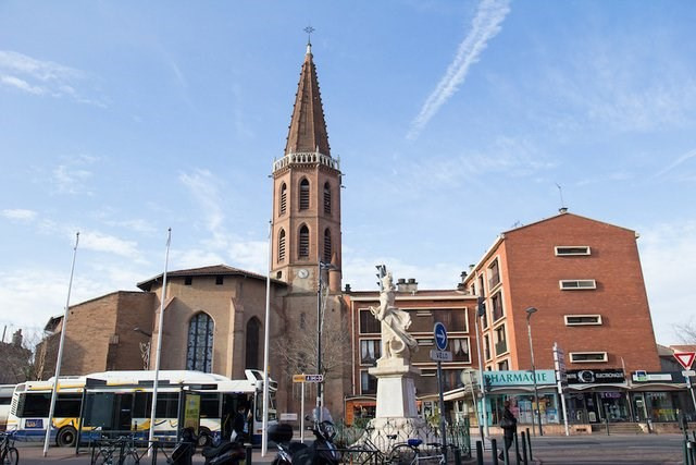 Rental apartment Toulouse 660€ CC - Picture 1