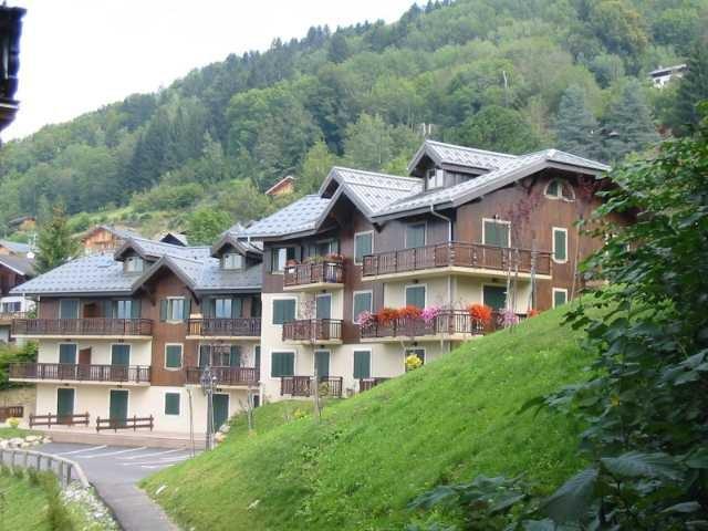 Investment property apartment Saint gervais les bains 110000€ - Picture 1
