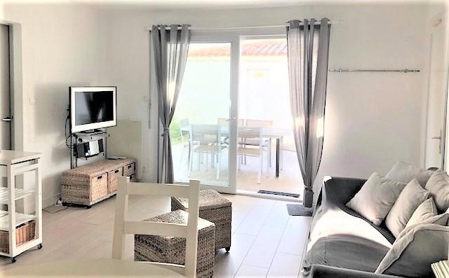 Vente appartement Rivedoux plage 242000€ - Photo 1