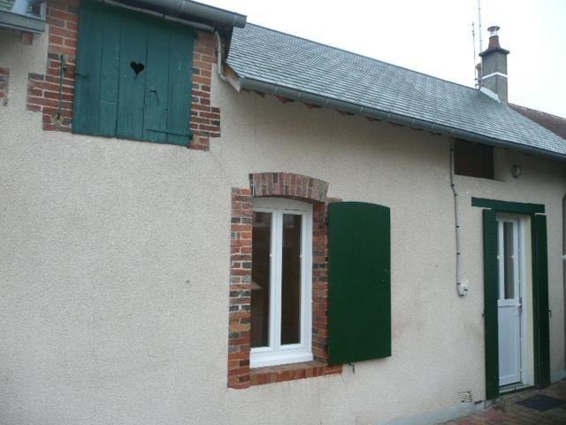 Rental apartment Aubigny sur nere 320€ CC - Picture 1