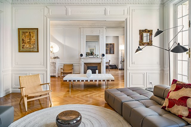 Sale apartment Paris 7ème 2 494 000€ - Picture 1