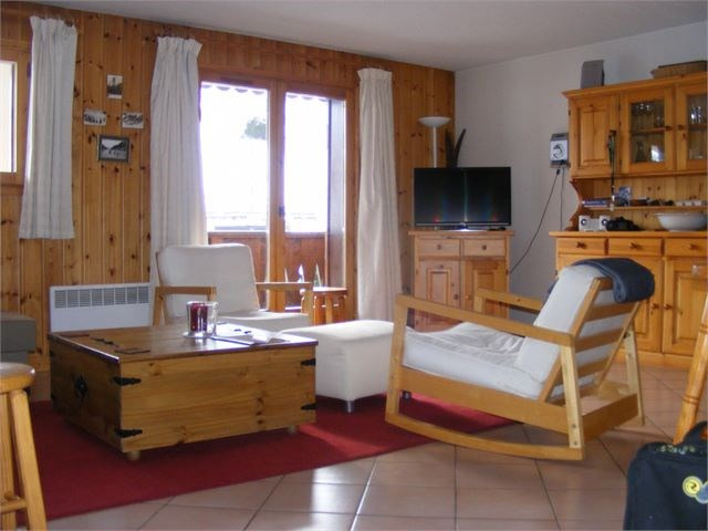 Investment property apartment Saint gervais les bains 265 000€ - Picture 1