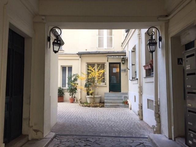 Vente appartement Paris 11ème 110000€ - Photo 1