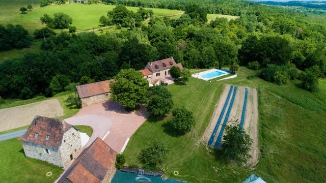 Deluxe sale house / villa Le bouyssou 572000€ - Picture 3