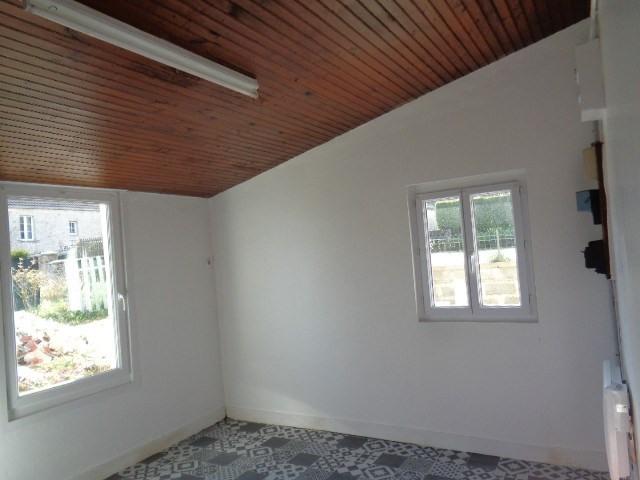 Verkoop  huis Beuzeville la bastille 99000€ - Foto 6