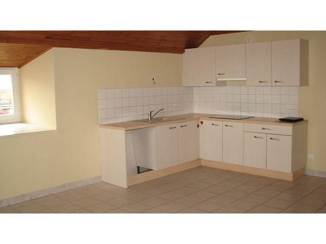 Rental apartment St agreve 480€ CC - Picture 1