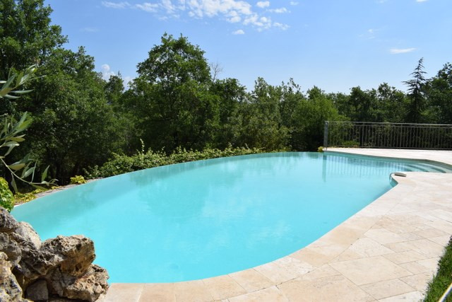 Deluxe sale house / villa Fayence 840000€ - Picture 3