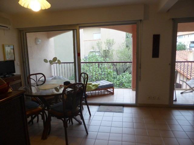 Alquiler vacaciones  apartamento Collioure 273€ - Fotografía 3