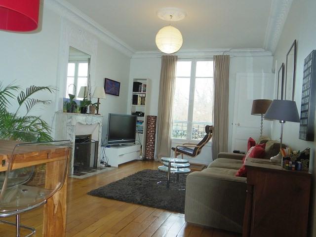 Rental apartment Vincennes 2350€ CC - Picture 1