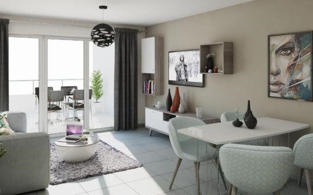 Sale apartment Villeurbanne 260000€ - Picture 2