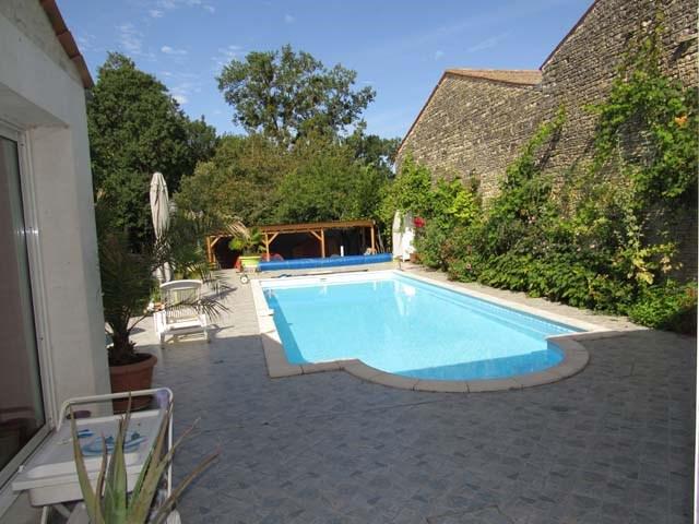 Vente maison / villa Asnières-la-giraud 468000€ - Photo 4