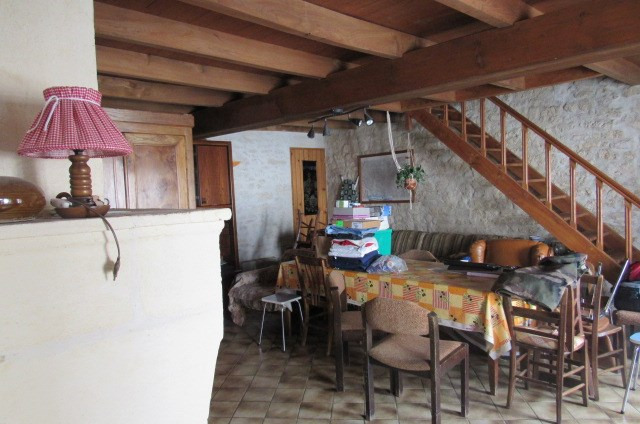 Vente maison / villa Saint-savinien 127 500€ - Photo 5