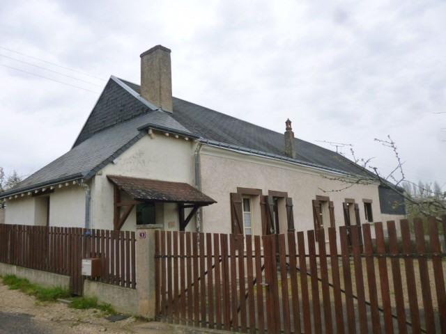 Vente maison / villa Saint martin des bois 79860€ - Photo 1