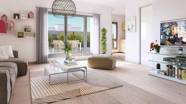 Sale apartment Puteaux 452000€ - Picture 1